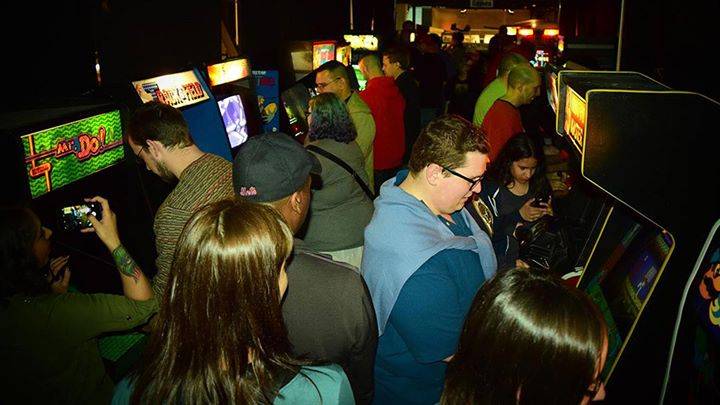 80s Arcade And Karaoke Nights Continue Relive The Glory Days Of 1980s While Playing Classic Games Like Pac Man Donkey Kong Singing Your